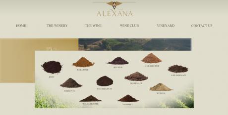 Alexana Home Page
